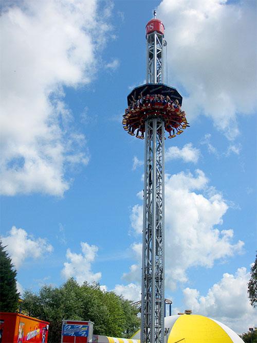Visita parque de atracciones con Flambards CROSSROADS