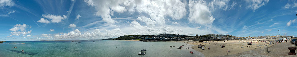 St. Ives Panoramic Noroads